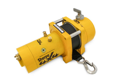 Sherpa 4x4 Electric Boat Trailer Winch - 12V