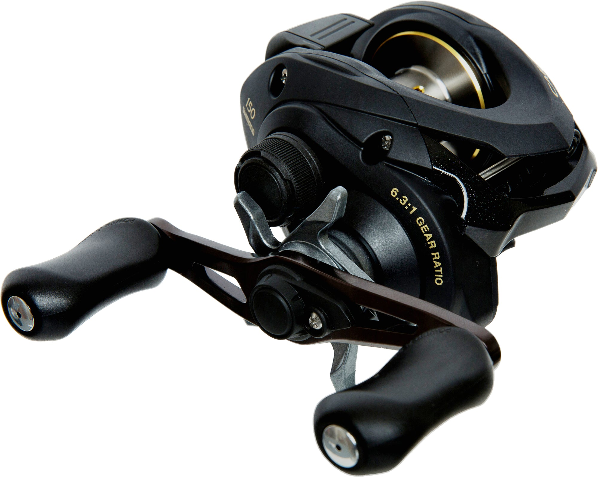 Shimano Caius Left Handed Baitcast Reel - 151A