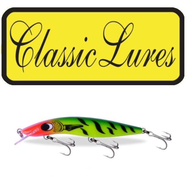 Classic Barra Lure 120mm +10 Hard Body Lure