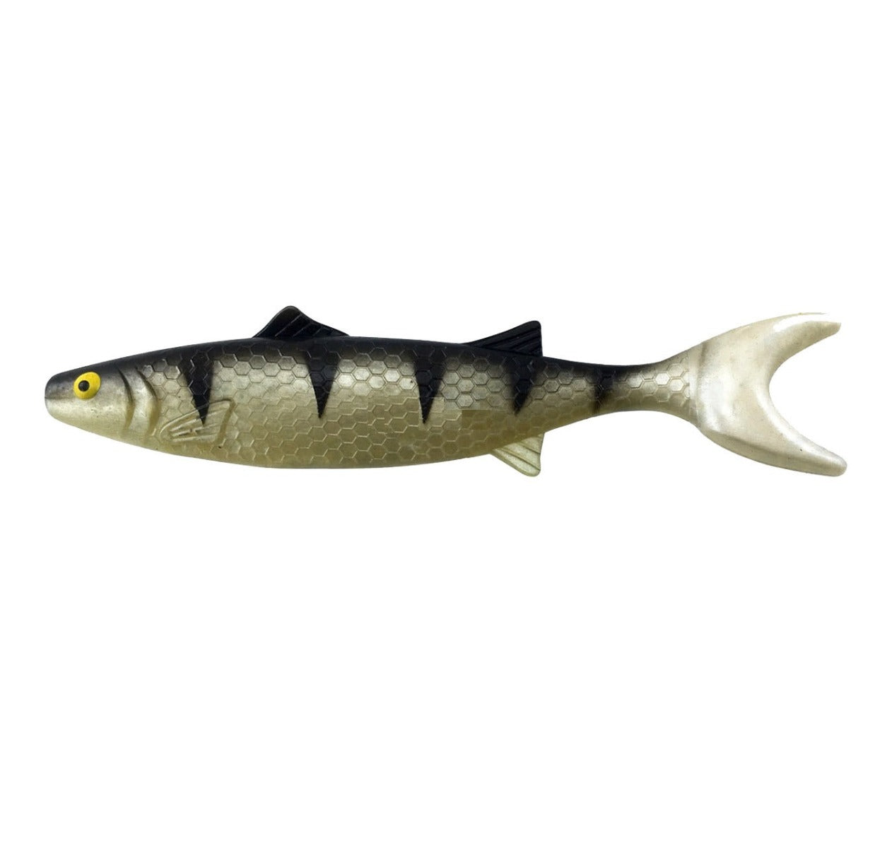 Fuze Seaducer Mullet 150mm Soft Plastic Lure