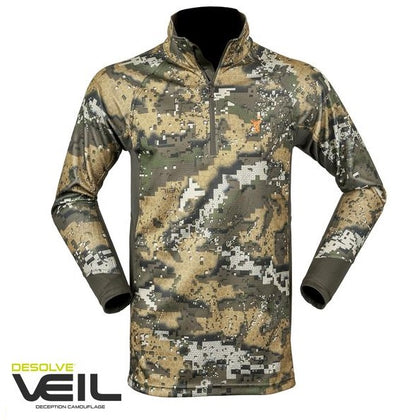 Hunters Element Crux Top Desolve Veil Camouflage