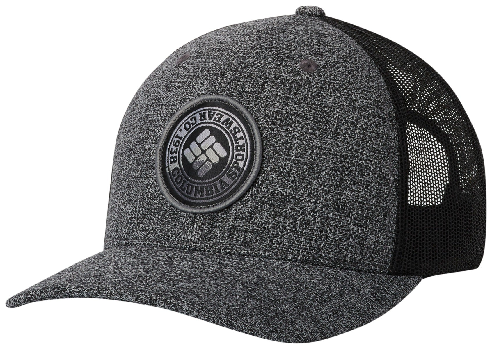Columbia Mesh Snap Back Unisex Hat Grill