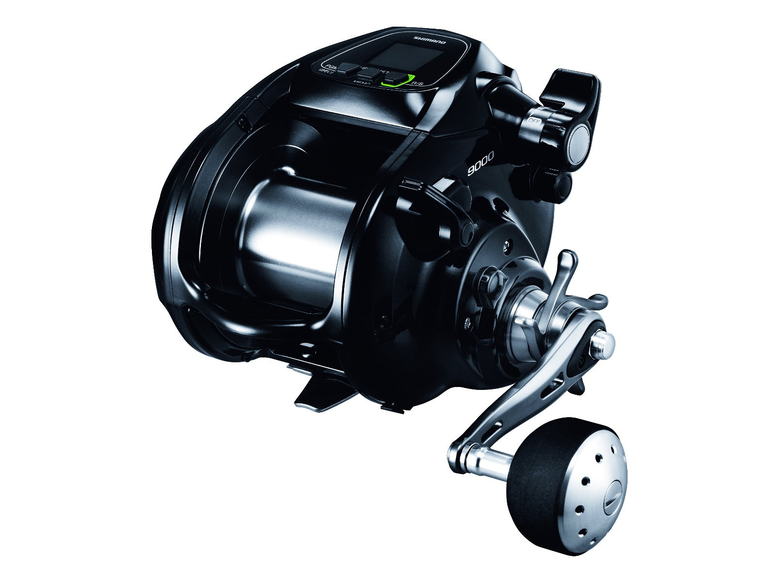 Shimano Forcemaster Electric Reel - 9000