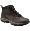 Columbia Newton Ridge Plus II Waterproof Mens Hiking Boot Cordovan Squash