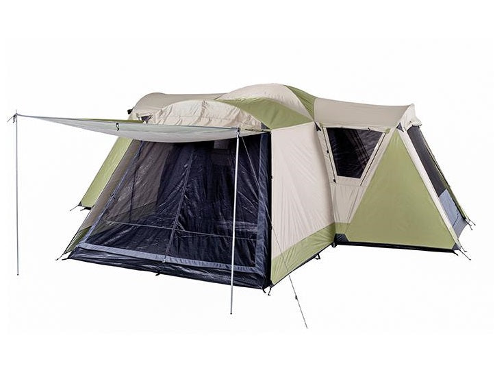 OzTrail Latitude 12 Person Dome Tent - DTMLAT-C