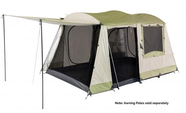 OZtrail Sundowner 6 Person Dome Tent