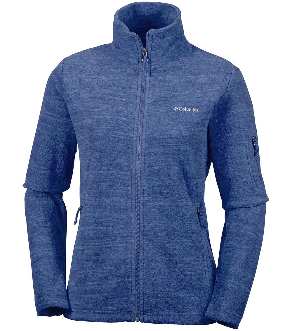 Columbia Fast Trek Womens Nocturnal Fleece Jacket