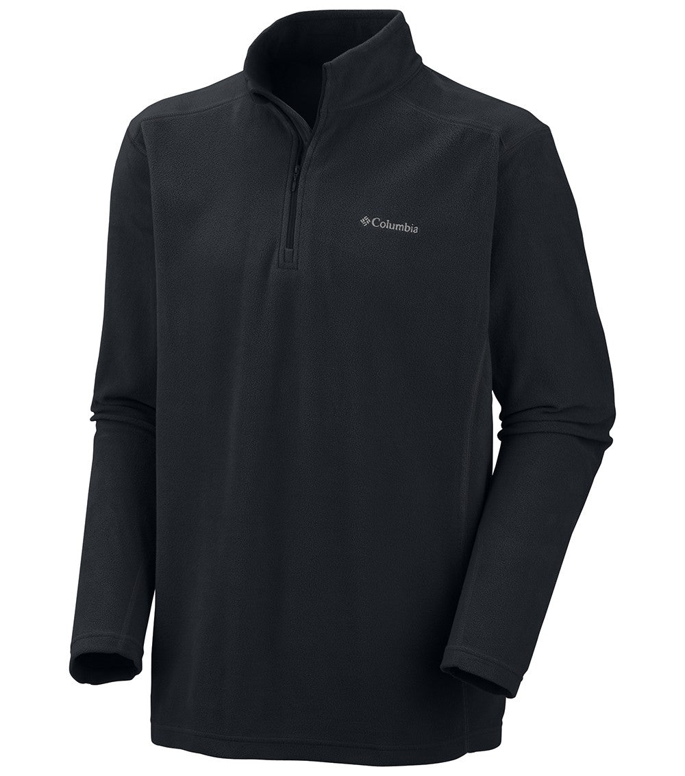 Columbia Klamath Range II Half Zip Fleece Mens Black