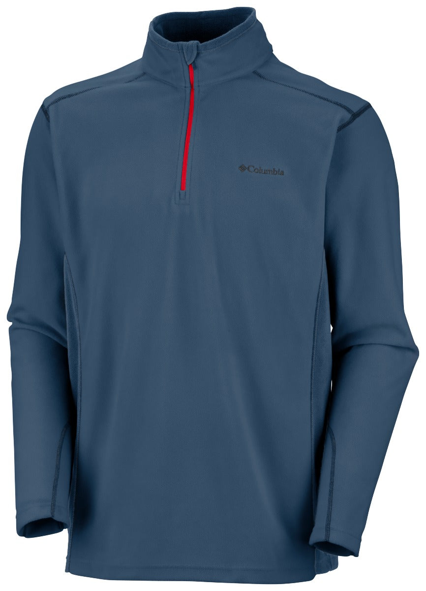 Columbia Klamath Range II Half Zip Fleece Mens DK Mountain
