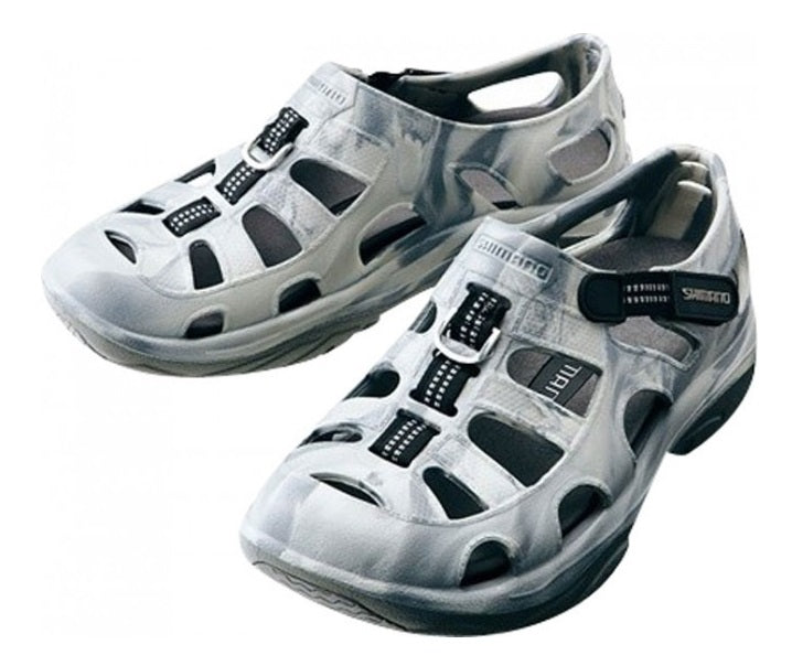 Shimano Evair Shoes Grey Camo