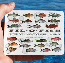 FIL-O-FISH Waterproof Handbook of Australia Fishes