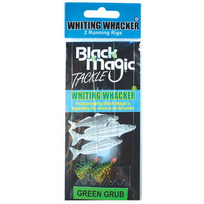 Black Magic Whiting Whacker Rig