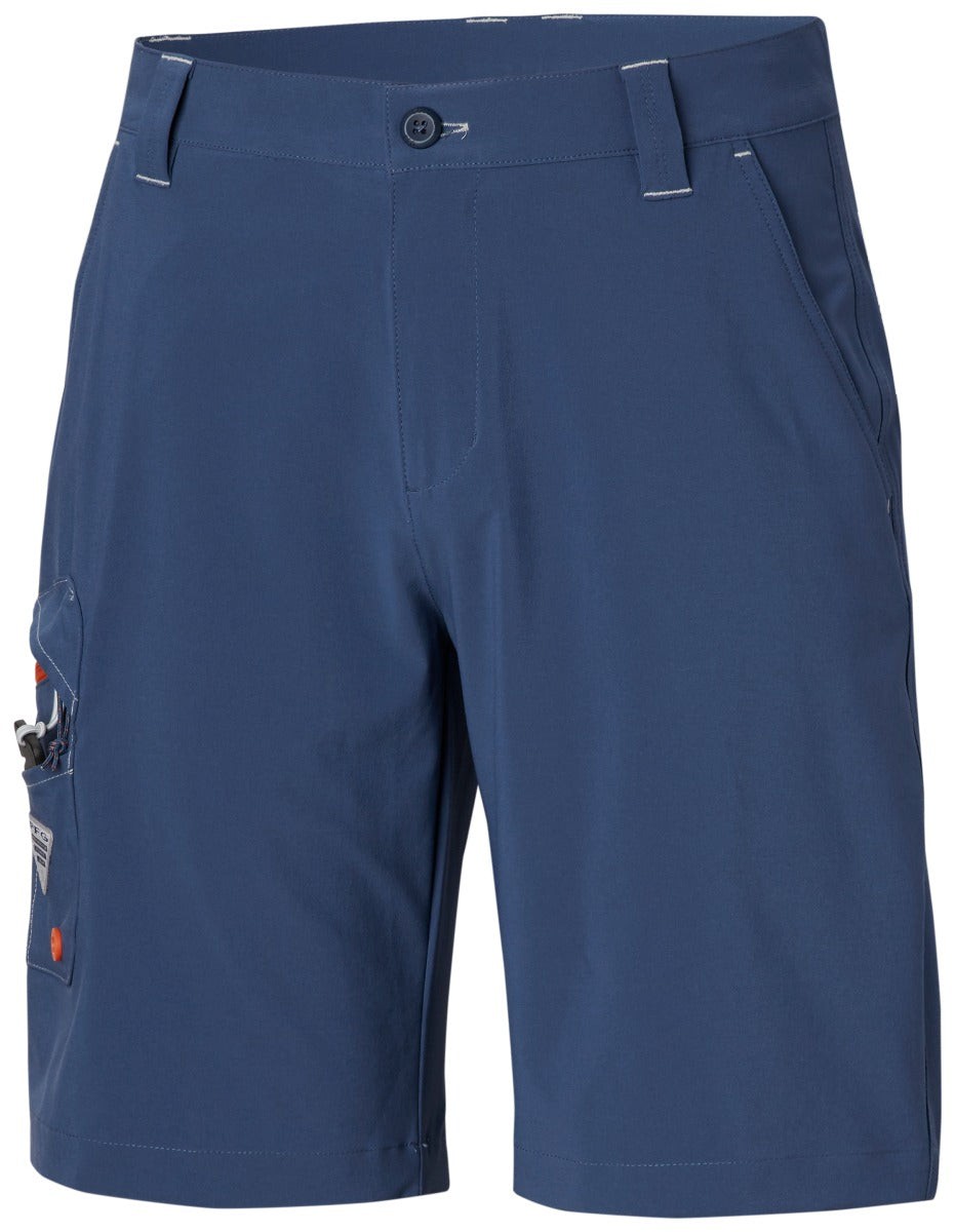 Columbia PFG Terminal Tackle Mens Shorts Dark Mountain
