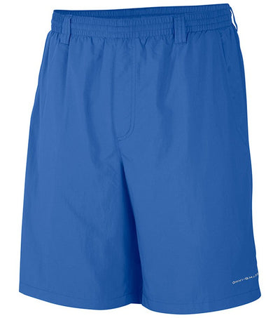 Columbia PFG Backcast III Mens Water Shorts Vivid Blue