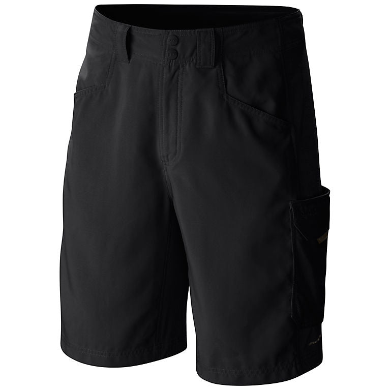 Columbia PFG Big Katuna II Mens Shorts Black