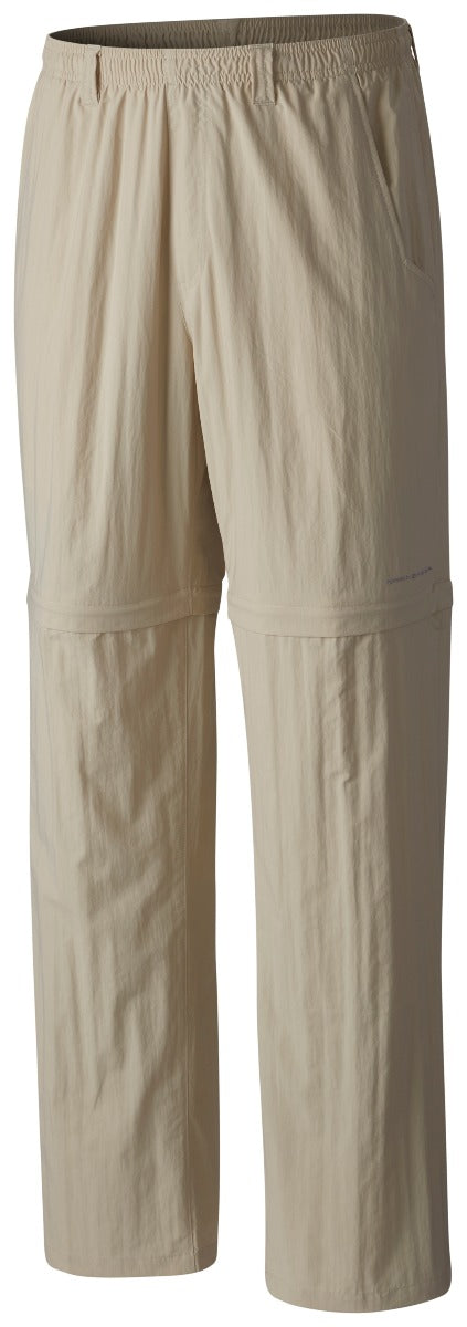 Columbia Backcast Convertible Mens Pants Fossil