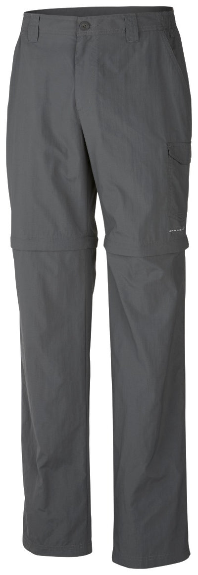 Columbia PFG Blood and Guts III Convertible Mens Pants Grill