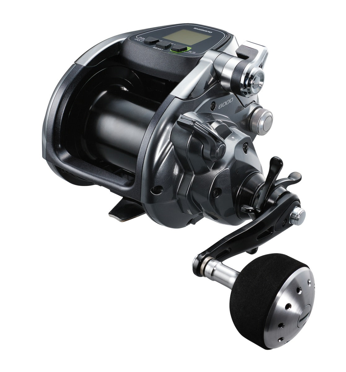 Shimano Forcemaster Electric Reel - 6000