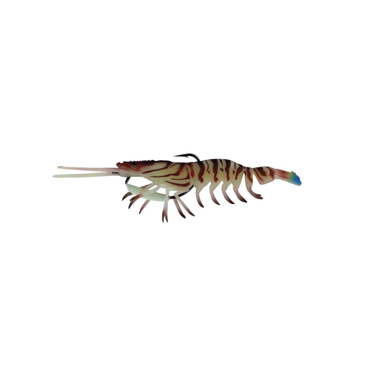 Chasebaits Flick Prawn 125mm Soft Plastic Lure