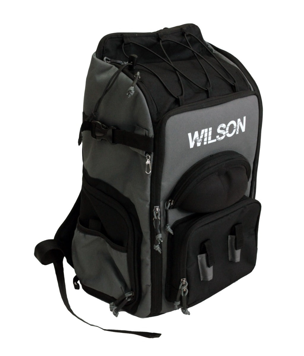 Wilson Platinum 3 Tray Backpack