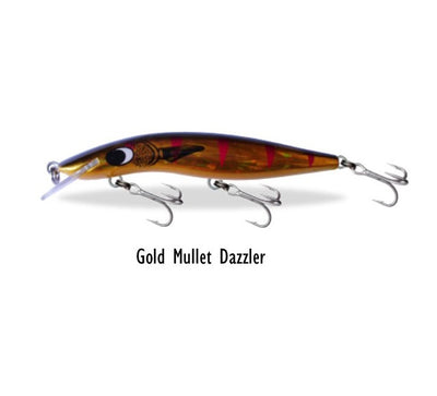 Classic Barra Lure 120mm +3 Hard Body Lure