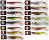 Entice Gotcha Shad 170mm Soft Plastic Fishing Lure