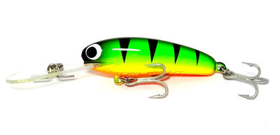 Lively Lures Mini Micro Mullet 40mm Hard Body Lure