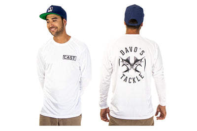 Davos Tackle x CAST Performance Jersey
