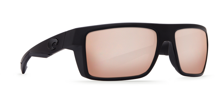 Costa Del Mar Motu Blackout Frame Polarised Sunglasses