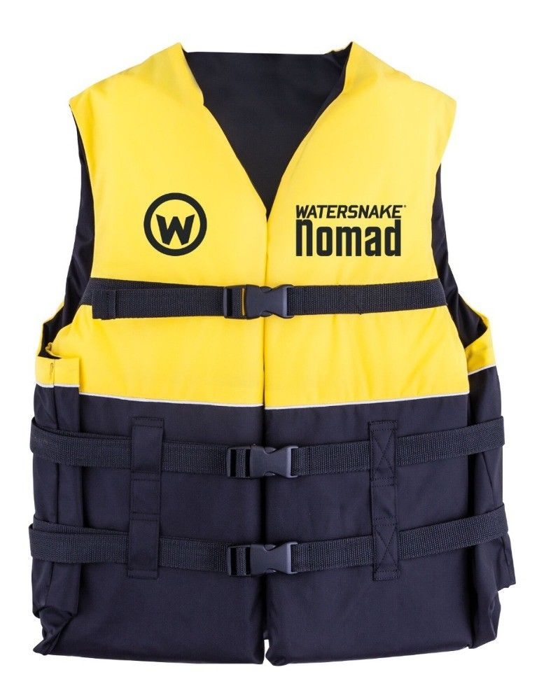 Watersnake Nomad Yellow Adult Level 50 PFD
