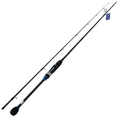 NS Black Hole AMPED 6-12LB Spin Rod - S-701M