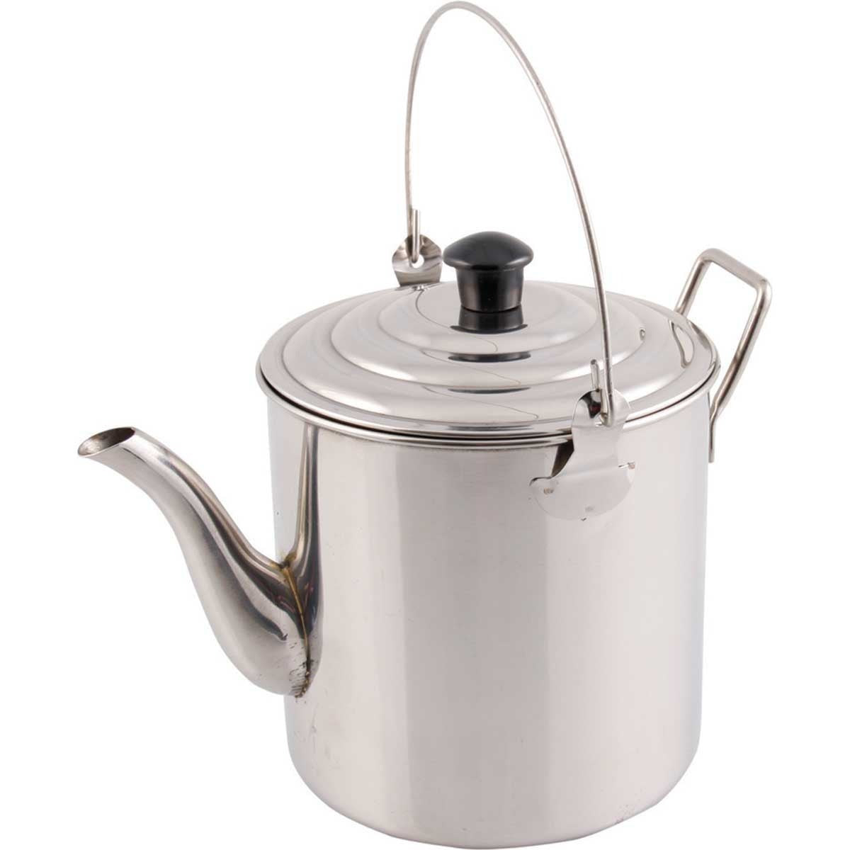 OZtrail 1.8L Aluminium Billy Tea Pot