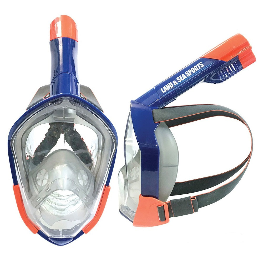 Land & Sea Sports Orpheus Full Face Mask Snorkel