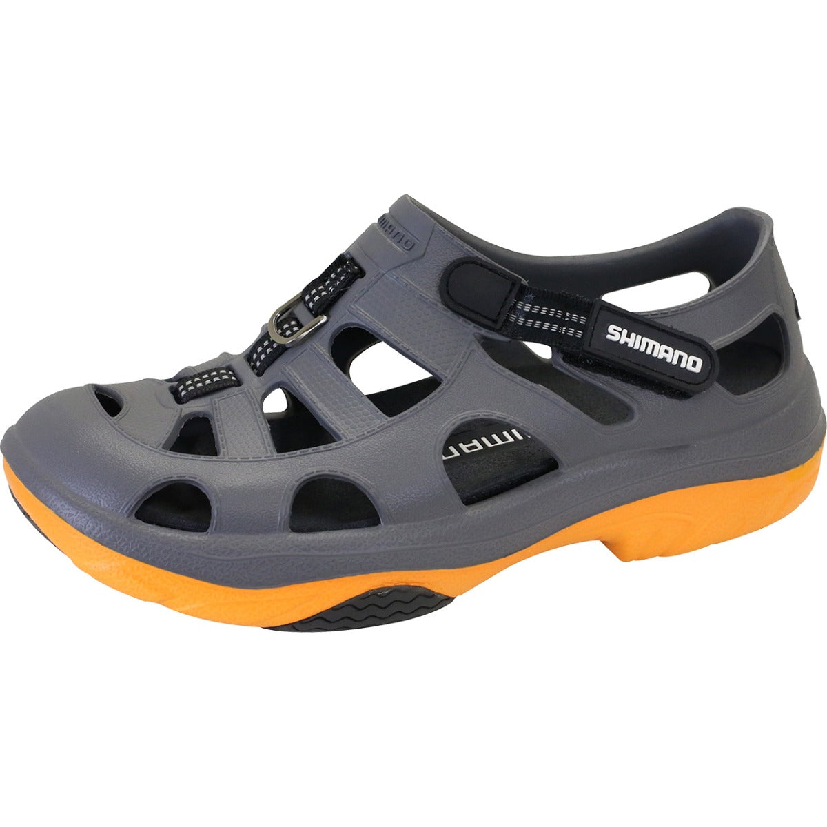 Shimano Evair Shoe Grey Orange