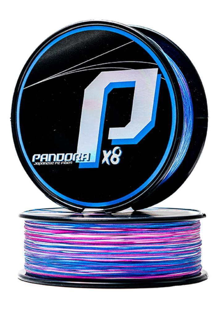 Nomad Pandora x8 200m Braided Fishing Line