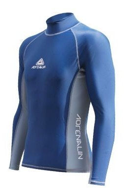 Adrenalin Rash Vest Long Sleeve Adult