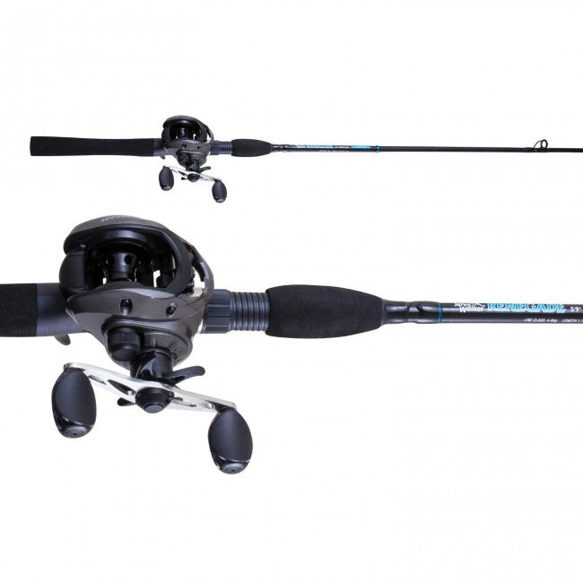 Jarvis Walker 5ft 9inch Renegade Graphite Baitcast Combo