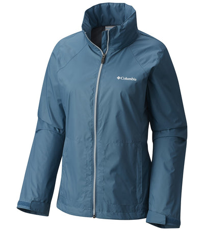 Columbia Switchback II Womens Jacket Blue Heron