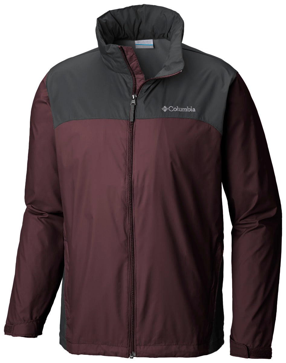 Columbia Glennaker Lake Rain Jacket Mens Elder