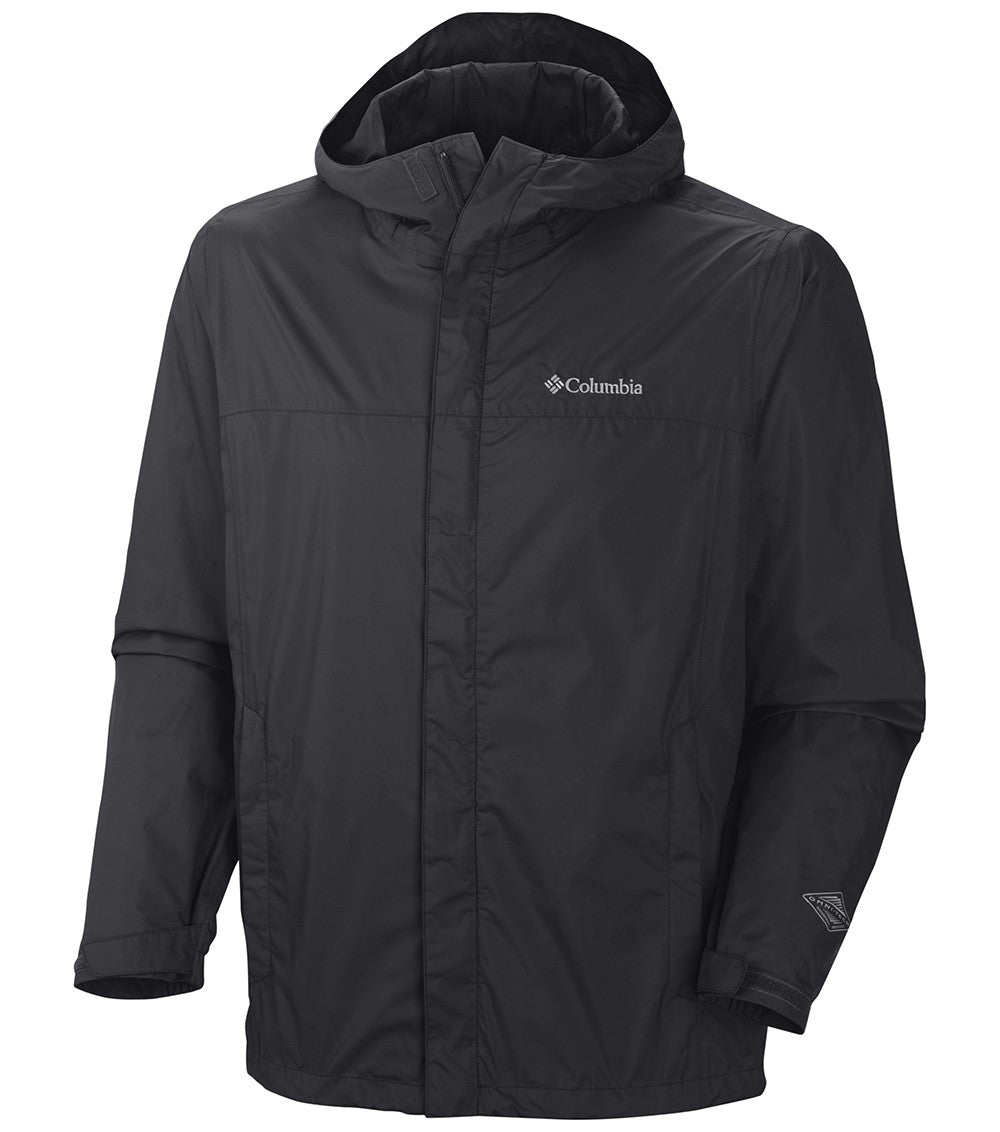 Columbia Watertight II Rain Jacket Mens Black