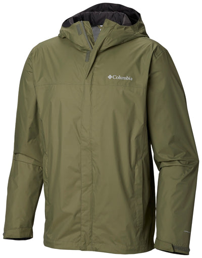 Columbia Watertight II Rain Jacket Mens Cypress