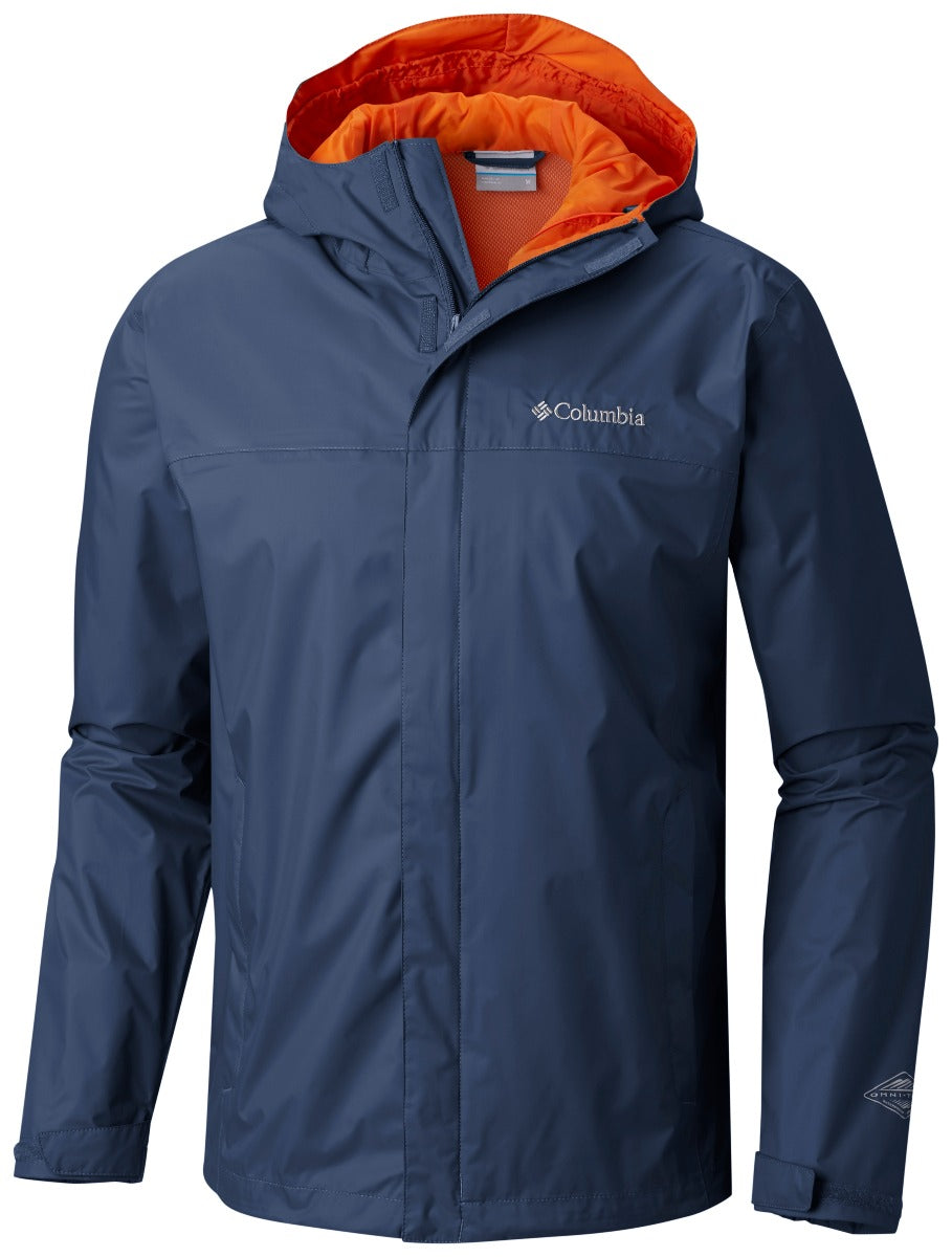Columbia Watertight II Rain Jacket Mens Carbon
