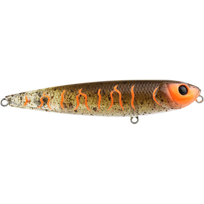 Atomic Hardz K9 Bulldog 80mm Walker Fishing Lure - Tristos Eagles