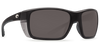 Costa Del Mar Rooster Matte Black Frame Polarised Sunglasses