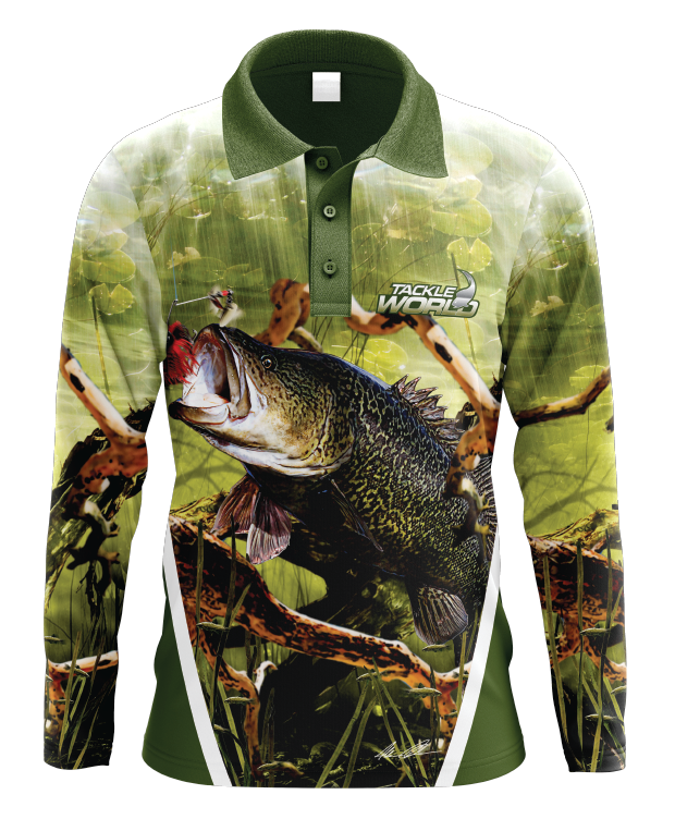 Tackleworld Adult Murray Cod Shirt