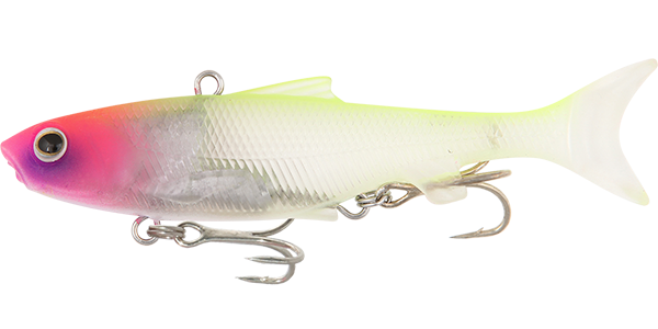Samaki Vibelicious Thumpertail Lure 70mm