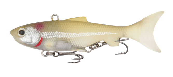 Samaki Vibelicious Thumpertail Lure 125mm