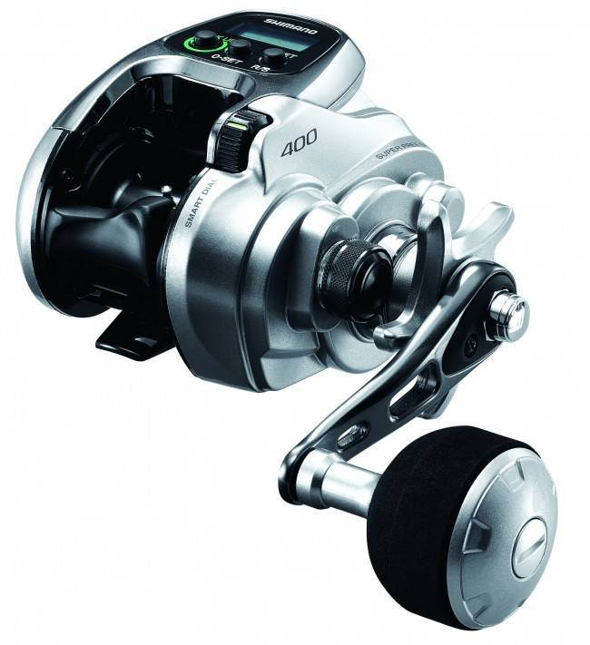 Shimano Forcemaster Electric Reel - 400