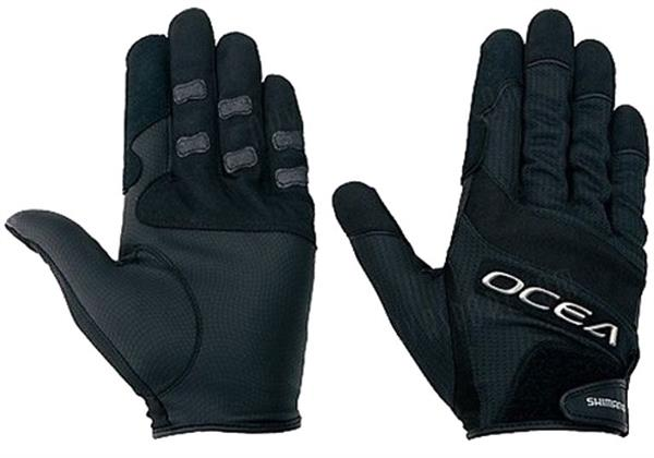 Shimano OCEA Jigging Gloves - Large