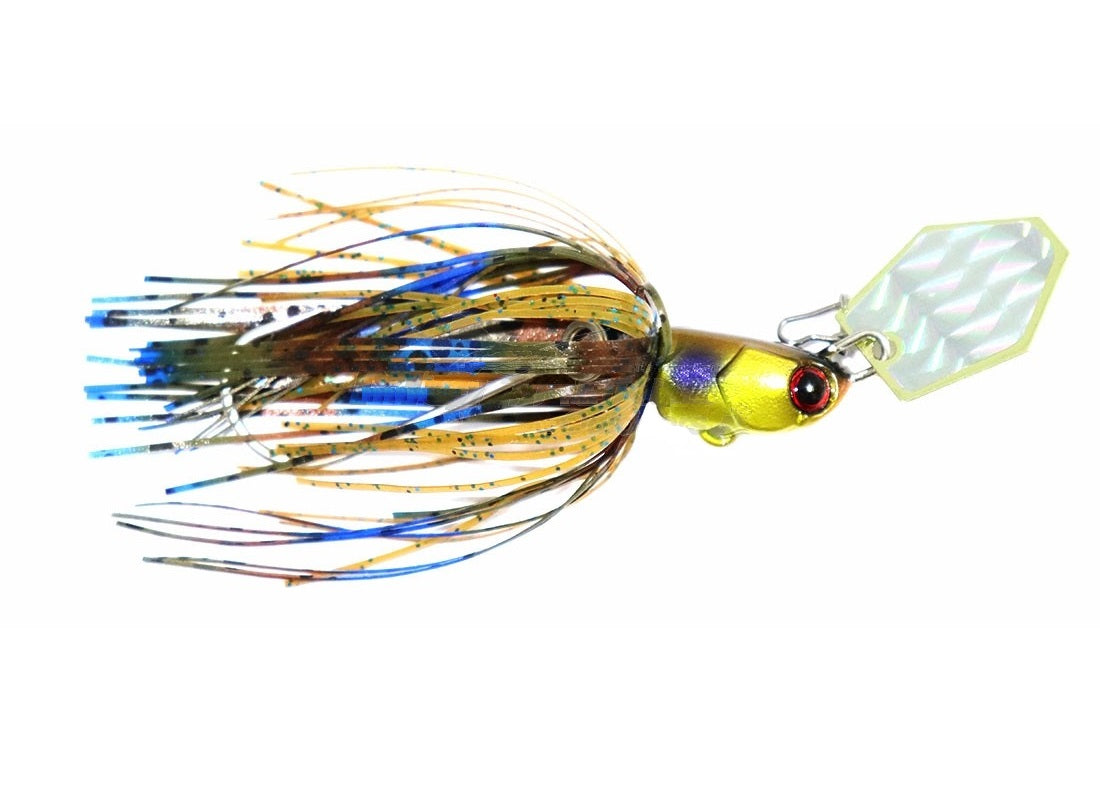 Jackall Charablade Skirted Vibration Jig - 14g